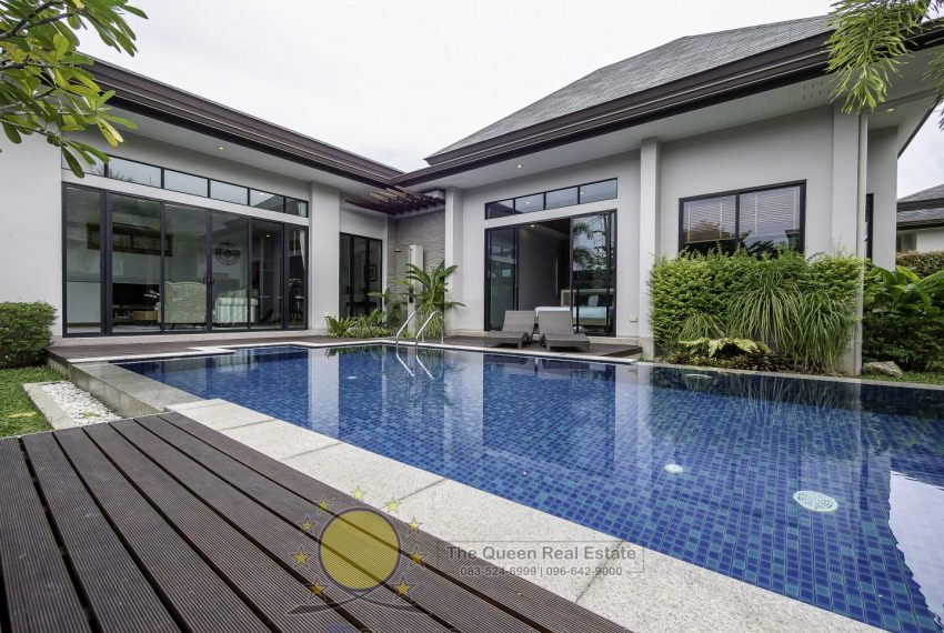 villa for rent in phuket cherng talay