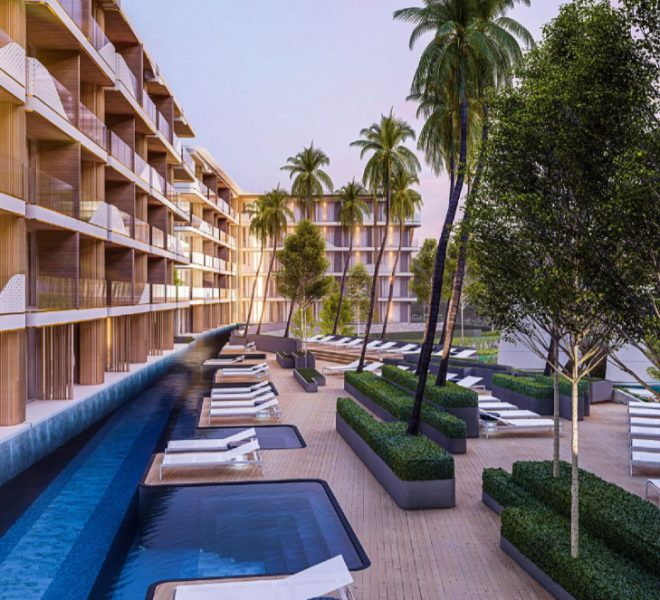 Sunshine Beachfront Condominium Layan Beach Phuket Thailand